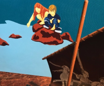 Swallows and Armenians by Karen Babayan & Circle of Life by Shakeh Major Tchilingirian