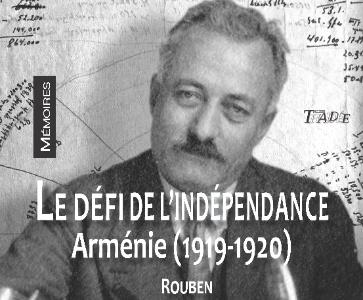 Table ronde : « 1918-1920 : La Première République d'Arménie »