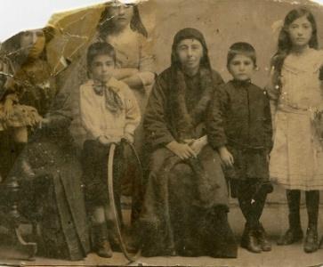 Table ronde : « Du Caucase au Kansas : redécouverte d'un récit exilique d'un Arménien en Amérique »
