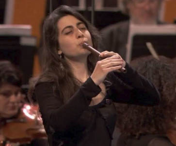 Tamar Eskenian Performs Armenian Music (Komitas) in Seoul, Korea
