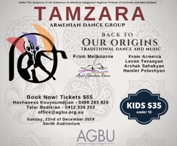 Tamzara, Back to our Origins
