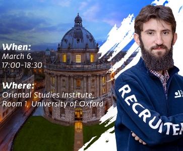 Teach For Armenia in Oxford