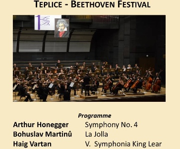 Teplice - Beethoven Festival