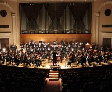 The Armenian State Symphony Orchestra & Maxim Vengerov in London