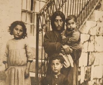 The Armenians of Aleppo (1920-40s) through the lens of Leopold Gaczszyk