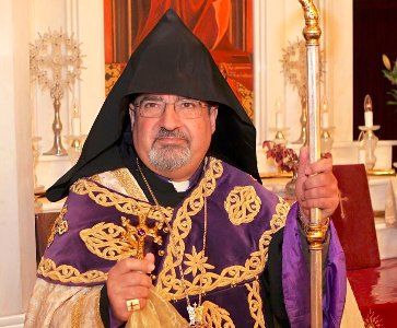 The Diocese of the Armenian Church of Australia & New Zealand