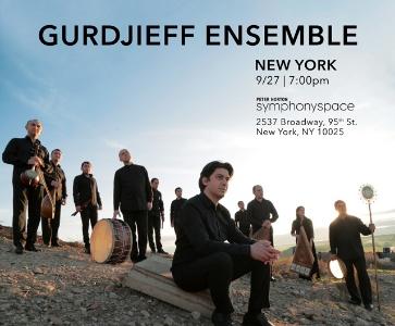 The Gurdjieff Ensemble Celebrates Komitas at 150