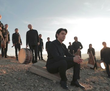 The Gurdjieff Ensemble meets Hewar