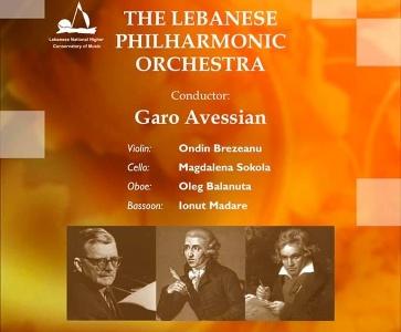 The Lebanese Philharmonic Orchestra