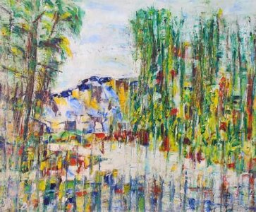 The Paintings of Arthur Pinajian