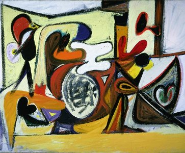 The Stuff of Thought: A Talk on Arshile Gorky's Image in Khorkom