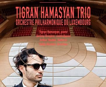 Tigran Hamasyan Trio - Orchestre Philarmonique du Luxembourg