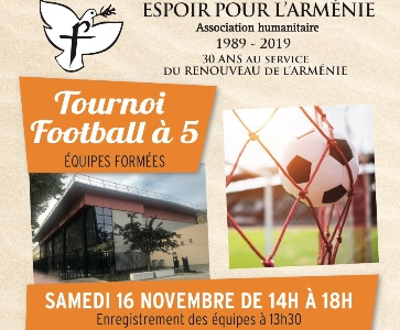 Tournoi Football