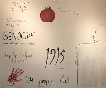Turquie : la citoyenneté à l'épreuve de la mémoire du génocide arménien - séminaire avec Deniz Günce