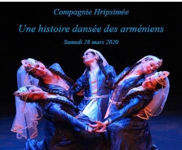 ANNULE: Une histoire dansée des arméniens
