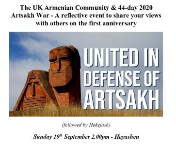 United in Defense of Artsakh