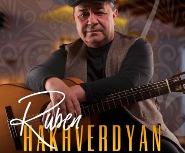 Valentine's Day With Ruben Hakhverdyan