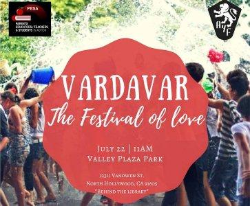 Vardavar - The Festival of Love