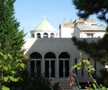 Visite libre du Temple de l'Église évangélique arménienne