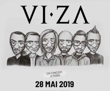 VIZA en concert au TRABENDO