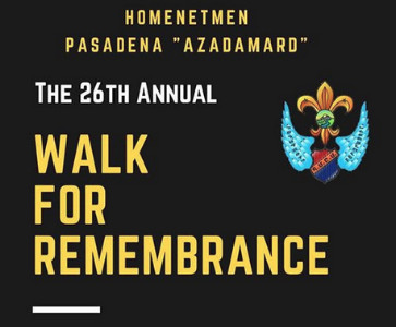 WALK FOR REMEMBRANCE