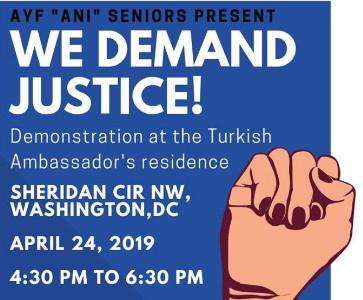 We Demand Justice!