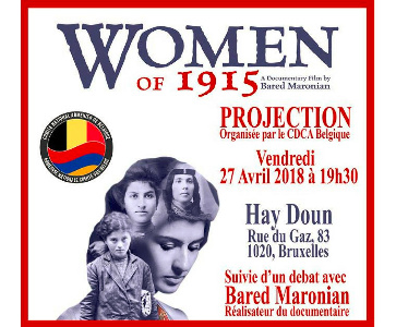 Women of 1915 (by Bared Maronian)