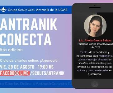 5° Antranik Conecta-Charla Online