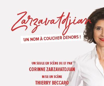 Zarzavatdjian, un nom à coucher dehors