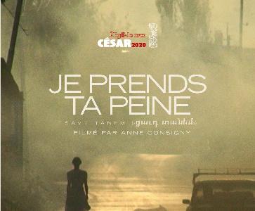 """Je prends ta peine"" premier film de Anne Consigny documentaire de 66 min"