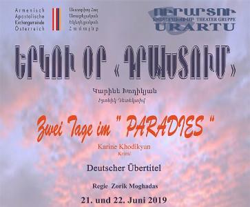 "Zwei Tage im ""Paradies"""